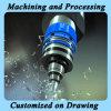 Peça feita sob encomenda do protótipo do OEM com a precisão do CNC que faz à máquina para o metal que processa a peça de maquinaria na quantidade maciça