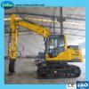 Lc150 machinerie de construction excavateur hydraulique attraper Crawle/Excavatrice à roues en bois avec pince de découpage