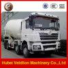De Cabine van Shacman F3000 8X4 15cbm Vrachtwagen van de Concrete Mixer