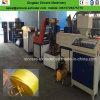 Polypropyleen/Polyethyleen/Nylon Streng/Kabel/Spleet die Makend Machine uitdrijven