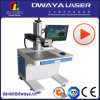 Etiquetas conocidas del metal caliente de las ventas del precio bajo máquina de la marca del laser de la fibra de 30 vatios