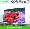 Alta visualización de LED a todo color al aire libre del brillo P10