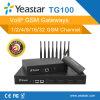 1/2/4/8/16/32 GSM 채널 VoIP GSM 게이트웨이