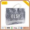 Sac de papier de cadeau de sac de papier de mode de qualité supérieur d'Elsy, sac de papier d'habillement