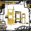 Enerpac prensas hidráulicas ferramentas clássicas de oficina para Enerpac Tools