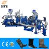 PVC Gumboots de 2 cores que faz a máquina