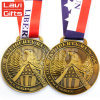 도매 고품질 주문 금속 기념품 오래된 메달