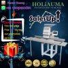 Holiauma는 15의 바늘 1 맨 위 더 큰 편평한 전산화한 Ricoma 자수 기계 자유롭게 자수 좋은 자수 기계 가격을%s 가진 형제 유형을 디자인한다