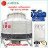 FRP Gegenstrom-runden Wasserkühlung-Aufsatz öffnen