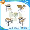2018명의 최신 판매 현대 강철 목제 학교 학생 책상과 의자 OEM
