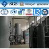 Vavles продувая масло/как система генератора азота PSA при подтверженные ASME/CE