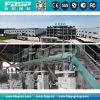 ISO bescheinigte Zufuhr-Produktionszweig des Ferkel-10t/H für Zufuhr-Tausendstel