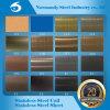 Feuille de couleur d'acier inoxydable d'ASTM 430 pour le matériau de décoration