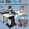 Fabricante China soldadora láser con la linterna de mano