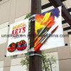 屋外広告の通りのポーランド人の旗の表示(BS68)