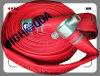 De rubber Slang van de Apparatuur van de Brandbestrijding Layflat, Duurzame RubberSlang Layflat