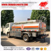4500 de liter tankt Tankwagen met de Hoge Bijtankende Machine van de Stroom bij