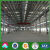 Steel industrial Structure Workshop con Overhead Bridge Crane