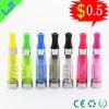 2014 más barato CE4 clearomizer / vaporizador / atomizador con color del arco iris y Niza Embalaje