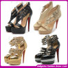 Wholesale New Design Hot Sale Strap High Heel Sandals for Women (C-167)