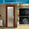 Алюминиевые/алюминиевые двери Windows и дверь ванной комнаты и прикрепленная на петлях дверь
