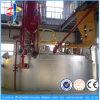 O girassol o mais do competidor semeia a máquina da refinaria de petróleo