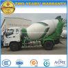 Kleiner Foton 4X2 3 Cbm Quirl-LKW 6 Tonnen Kleber-Mischer-LKW-