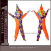 Il favore di partito dei bambini Costumes il costume del capretto del pagliaccio di circo del bambino (0056)