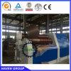 Machine de roulement hydraulique de plaque de quatre rouleaux W12S-8X2000