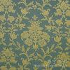 Tissu 100% estampé de sofa de cheveu court de polyester de velours