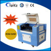 El papel de cuero de caucho acrílico grabado láser de CO2 Precio maquinaria
