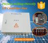 IP65 для использования вне помещений Wall-Mounted PV разъему распределительной коробки с 18 входных каналов