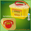 5.0L Sharps Container mit Handle F5a