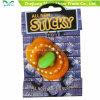 48 PCS Amimal pegajoso Monster Ghost lado elásticas parte de brinquedos para crianças de gelatina favorece