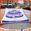 Promoción de la bandera gigante de poliéster personalizadas