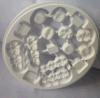 La gravure de la machine de bureau acrylique découpé au laser