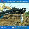 10 Zoll-neuer Zustands-Scherblock-Absaugung-Bagger/Sand-ausbaggernde Behälter