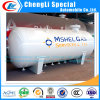 Q345r材料50000のリットルLPGの貯蔵タンクLPGのタンカーASME Srandard 25mt販売のためのガスタンクを調理する水平LPGのガスタンクのプロパンの貯蔵タンクLPGの容器LPG