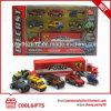 Neues Metall 7PCS/Set sterben Form-vorbildliches Auto-Spielzeug-Set