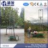 Le forage de puits d'eau hydraulique portable Rig/petit Borewell creuser la machine du sol