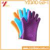 Beste verkaufende umweltfreundliche Wärme widerstehen Silikon-Handschuh