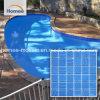 mosaik-Swimmingpool-Fliese 298X298 der 48mm*48mm Stärken-4mm quadratische Glas