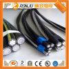 1.5mm 2.5mm 4mmの電気ケーブルおよびワイヤー価格の建物ワイヤーをワイヤーで縛る6mm単心の銅PVC家