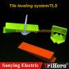 Плитка выравнивая крышки прокладки системы напрягая, пластичную плитку выравнивая плитку системы выравнивая прокладки