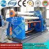 Placa de cuatro rodillos máquina laminadora/placa de la construcción naval máquina laminadora de flexión/Marino