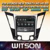Witson Windows Радио стерео проигрыватель DVD для Hyundai новые Соната I40 I45 I50 2011 2013