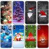Рождество печати различных моделей мягкая подошва из термопластичного полиуретана мобильного телефона чехол для iPhone