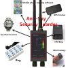 1MHz-12GH Anti-Spy radio GSM du FBI du détecteur de signal RF Détecteurs Auto Tracker GPS tracker Finder Bug avec longue antenne LED magnétique M8000