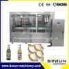 Kleinkapazitätsglasflaschen-Bierflasche-Maschine und Pflanze