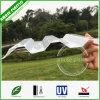 De Plastic Bladen van uitstekende kwaliteit van het Polycarbonaat van het Dak van PC Stevige Tegels Golf
